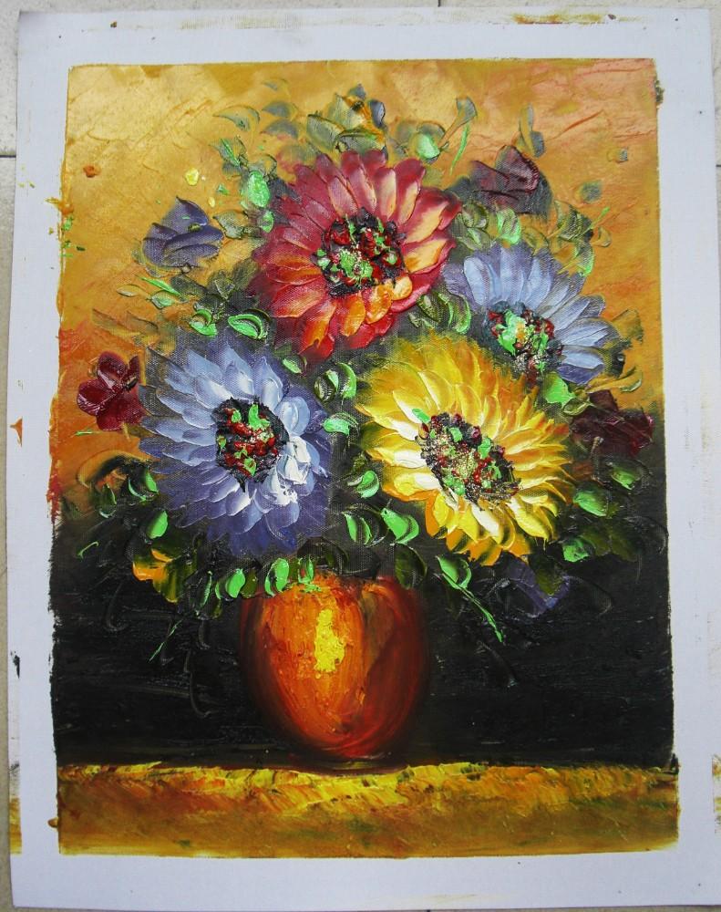 El Más Nuevo Diseño Decoración Pinturas Obras De Arte Hechas A Mano ...