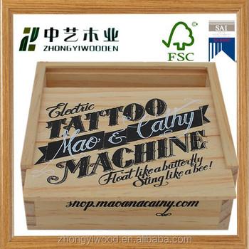 2015 Sliding Lid Japanese Style Make Custom Unfinished Wooden ...