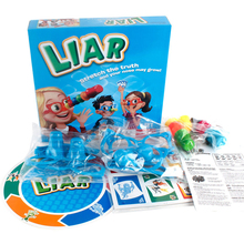 Neus glow liar games intellectuele bordspel