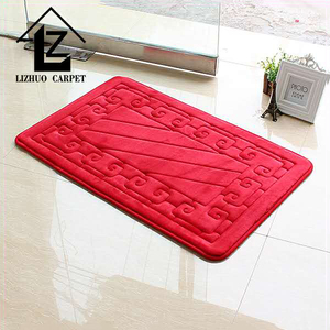 New Fashion Embossed Dynamic Skid-Proof Absorbent Water Carpet