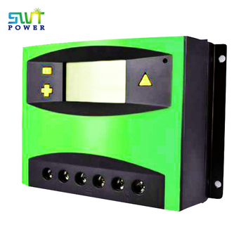 USB Solar Charge Controller with Intelligent PWM charging mode