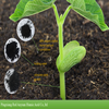 soil root fertilizer natural humic acid 60%+10%k2o potassium humate with leonardite source