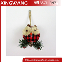 2016 christmas tree decorations owl ornaments handicrafts hanging item
