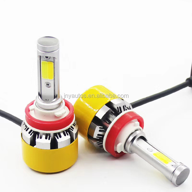 hot selling 25W C3 C6 C7 car headlight led light reliable supply