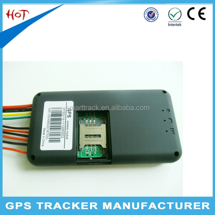 Vehicle/Car/Truck hidden gps tracker auto tracking full functions gps tracker China