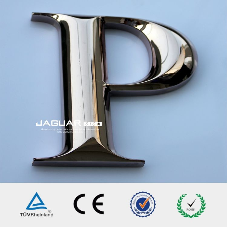 Metal Outdoor Letters And Numbers Outdoor Brushed Metal Laser Cut Acrylic Mirror Letter And Number