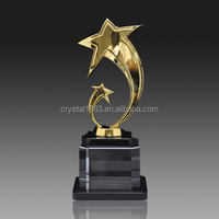 Custom K9 crystal trophy wholesale new design crystal trophy and awards TA6799 Ruiliang Crystal Handcraft Factory