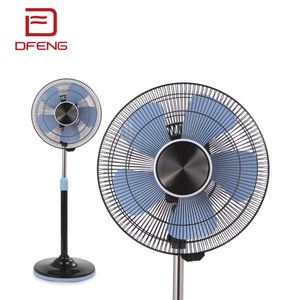 Factory Wholesale Axial 350Mm Global Industrial Square Stand Fan