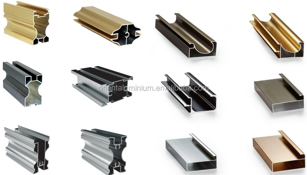 Aluminum Profile For Kitchen Cabinet Aluminium Profile