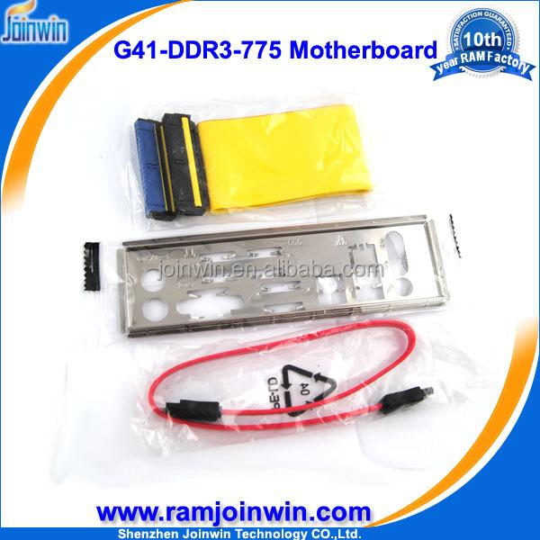 High Speed Desktop Support 1333 1066 533 Memory G41 Motherboard ...