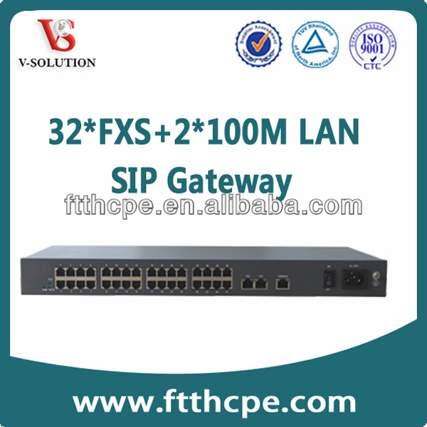Best 12 port ATA Voip Phone Manufacturer