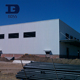 1000 square meter Pre-engineered Steel Structure Warehouse Building