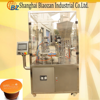 espresso coffee filling sealing machine/High Quality Coffee Capsule filling Packing Machine