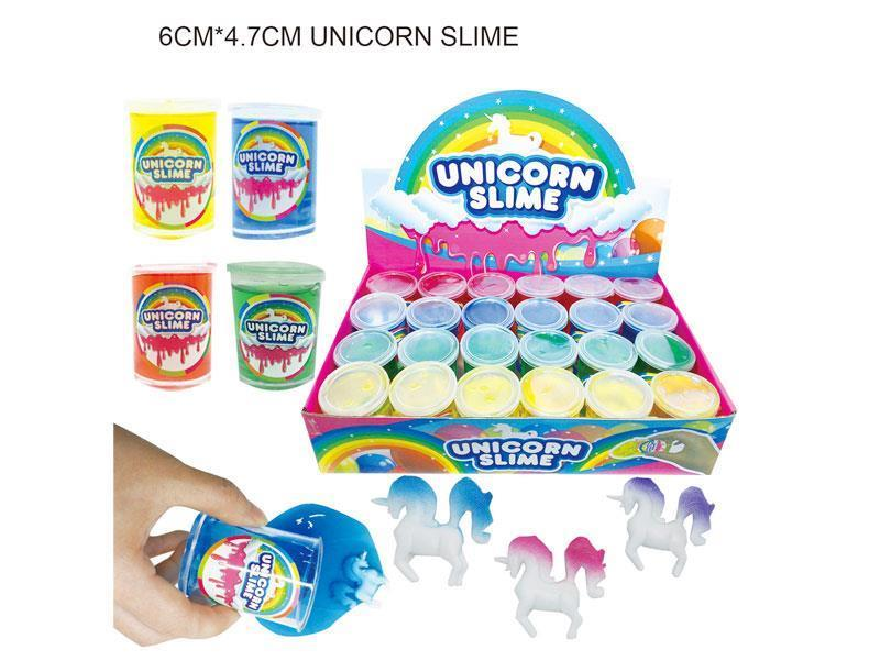 Hot Selling 2019 Rainbow Slime Fluffy Crystal Slime For Children