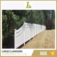 Top Quality Garden Vinyl Privacy Fence,PVC Fence Post
