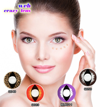 Cospay Wild Eyes Japan Anime Colored Contact Lenses Buy Cospay