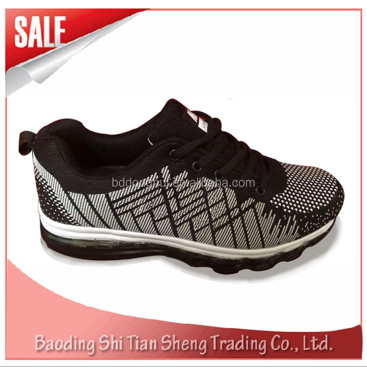 Air brand running shoes women footwear with flyknit sport shoes
