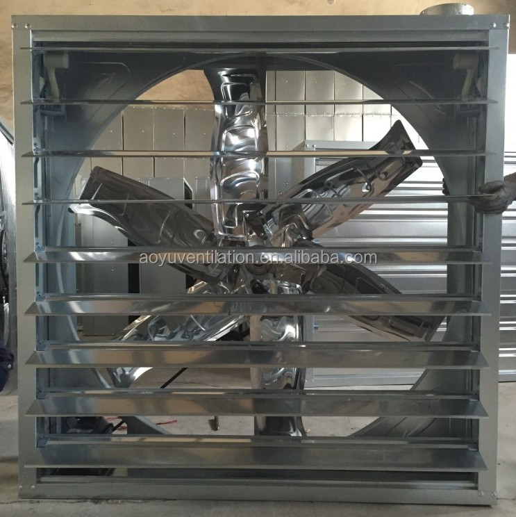 Industrial ventilation/heavy hammer exhaust fan for greenhouse, poultry farm, factory