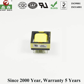 Chipsen mini Electric EFD20 current Transformer low price custom high frequency EI EE series power transformers for smart meters