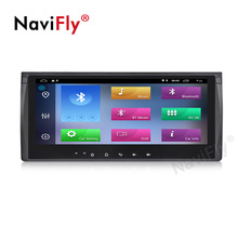 "NaviFly Quad - core 2G RAM + 32G ROM 10.25 ""HD Android 9.1 188L รถวิทยุ player gps สำหรับ BMW E39 X5 E53 OBD DVR WIFI BT"