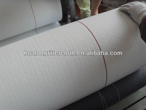 Travelling and drainage belts (air slide fabric)