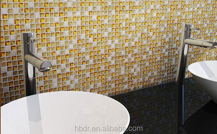 Glasmozaiek Voor Badkamer : China leverancier kristal vitreo fiammati glasmozaïek voor badkamer