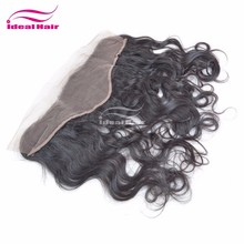 Best quality can be dyed 100% natural thin skin frontal