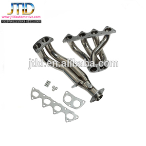 Stainless Racing Manifold Header Exhaust For LS GS RS DC2