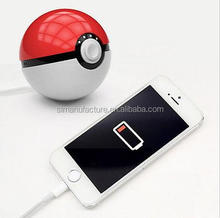Poke Ball Power Bank - Powerbank Charger 12000mAh for Pokemon Go Pokeball