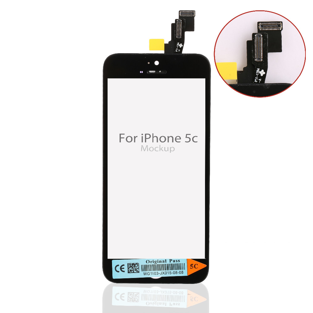 iphone 5c screen replacement cost factory price oem 100 original quality lcd screen 4183