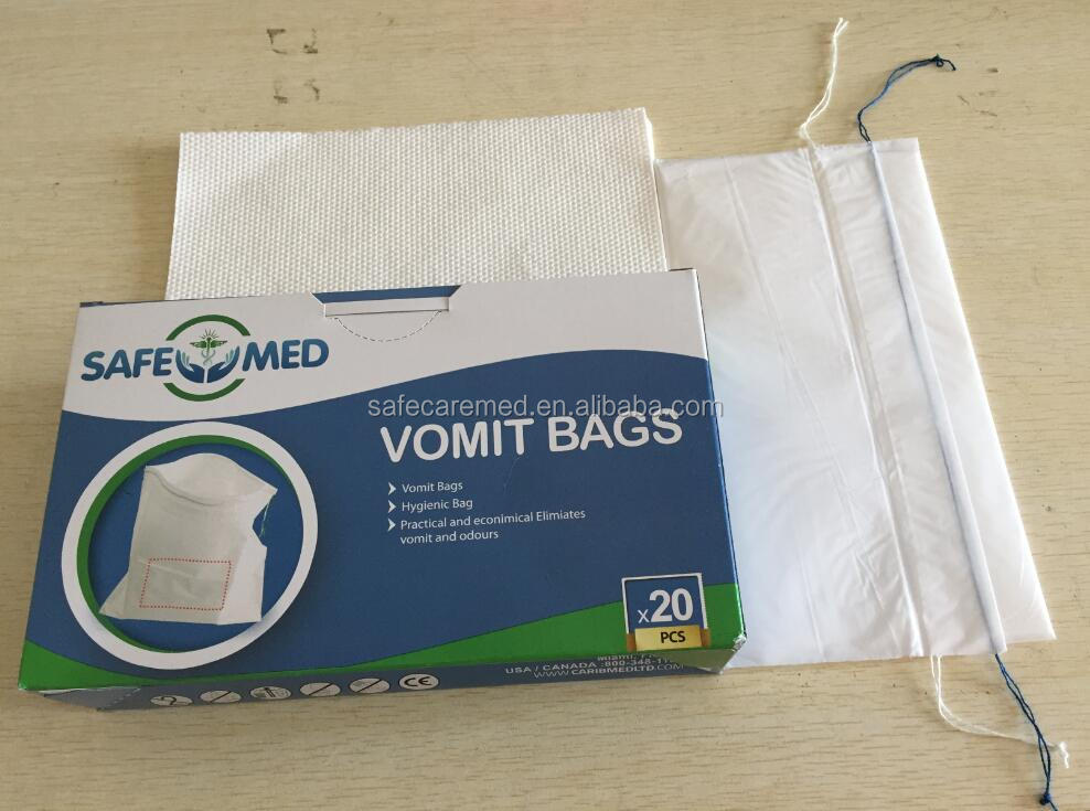 Airplane Vomit Bag Disposable Bags Plastic Product On Alibaba