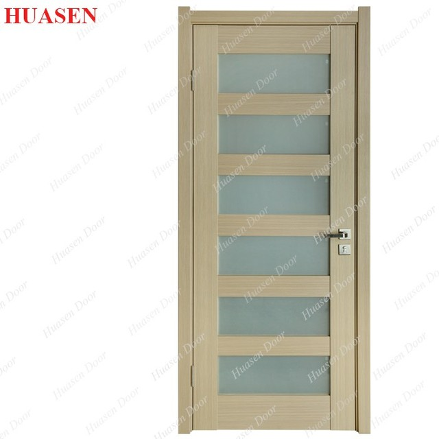 Best On 18 Inch Commercial Interior Door With Glass