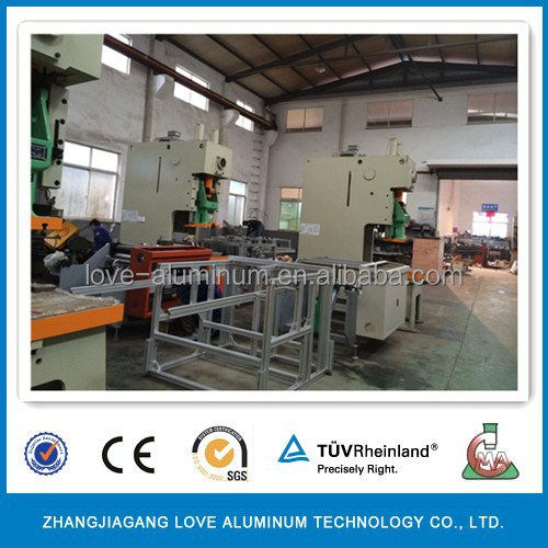 Aluminum Foil Baking Cups Production Line