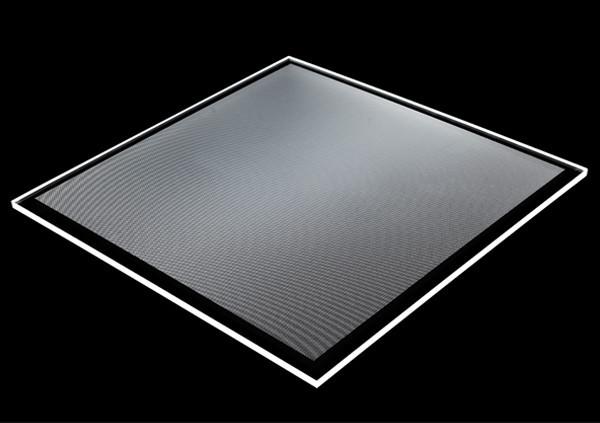 Acrylic Led Light Guide Plate Lgp Sheet For Led Panel Light