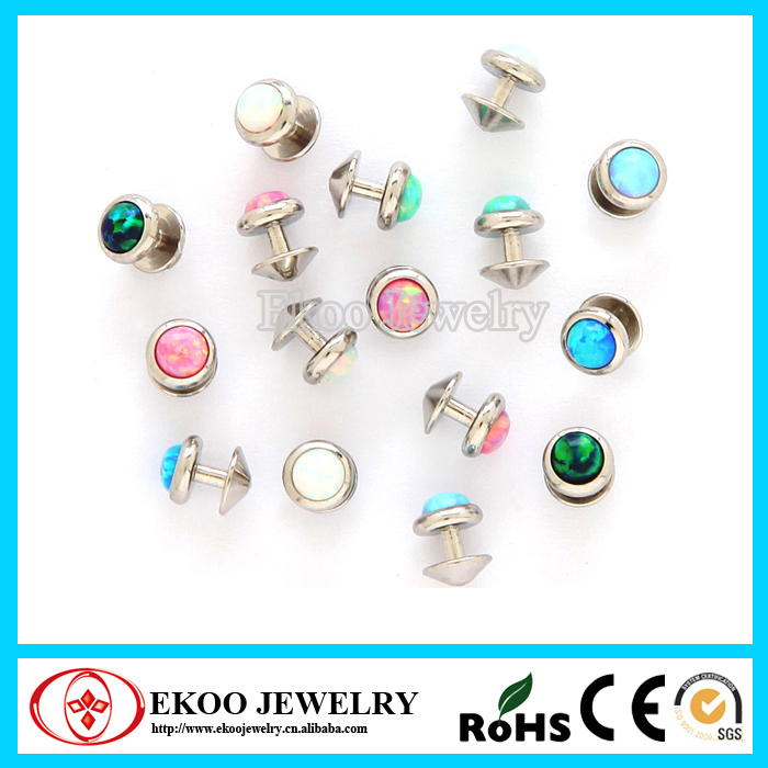 316l Steel Opal Skin Diver Piercing Buy Skin Diver Piercing Opal Skin Diver Piercing Skin Diver Piercing Product On Alibaba Com
