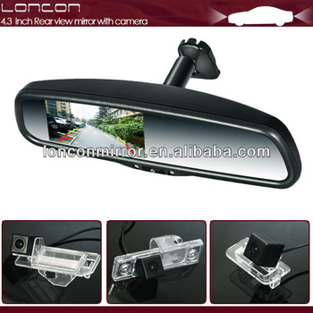 4 3 rear view mirror for mercedes benz buy 4 3 rear view for Mercedes benz rear view mirror replacement