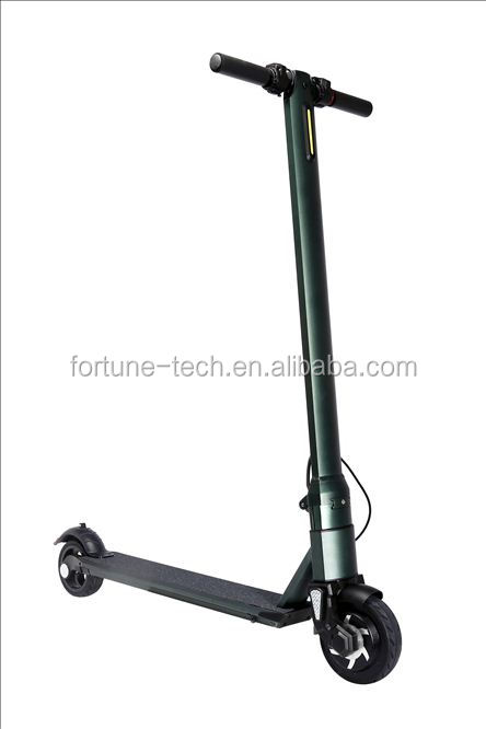 2017 Cheap li-ion battery Electric Scooter with LG battery kick e scooter  with lights, View li-ion battery electric scooter, FTK Product Details from