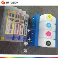 China wholesale! 4 color 1.5L ciss continuous ink bulk system/UV 4+4 ink bulk system with chipset for mimaki jv33 JV5 printer