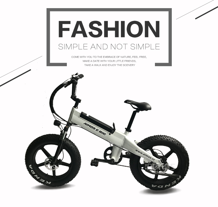 AIMOS New Model 20inch electric mountain bikes for sale