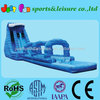 22ftH Giant Water Slide for Adults with long slip slide
