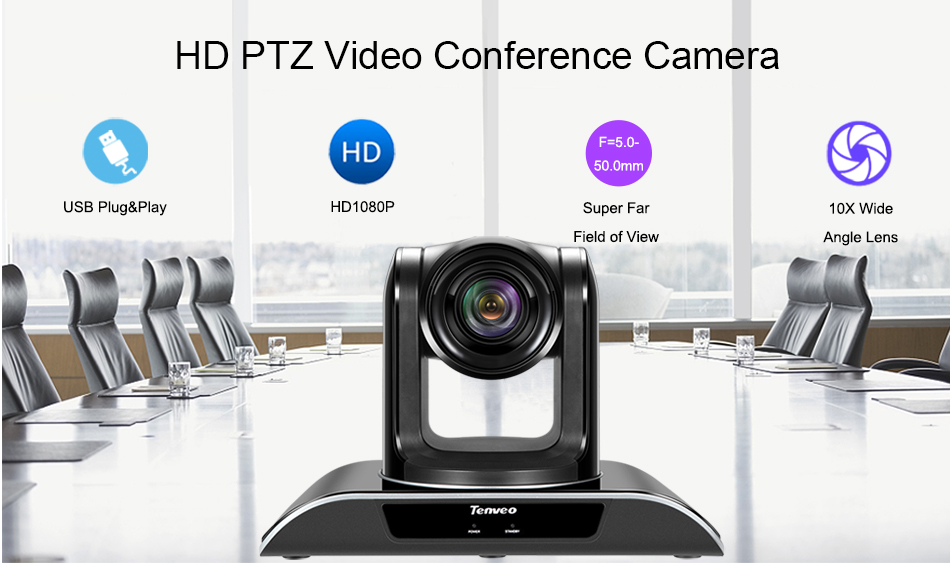 china 20x video conference camera