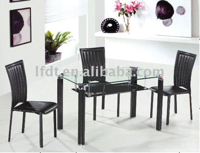 4 Seater Glass Dining Table Sets, 4 Seater Glass Dining Table Sets ...