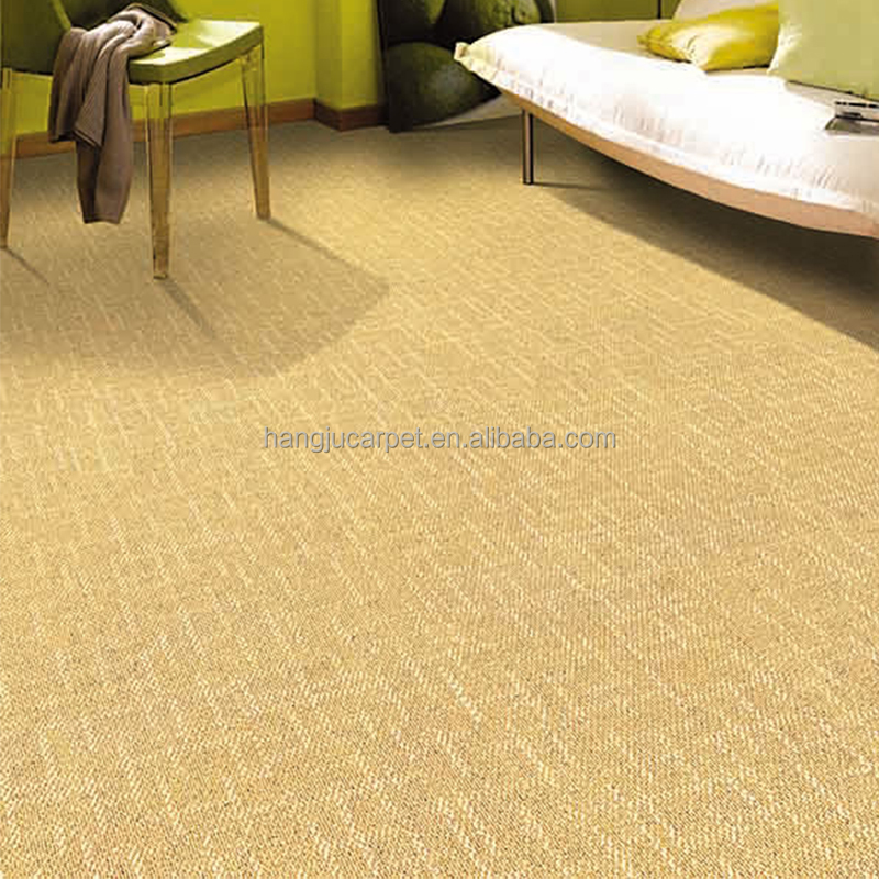 High Quality 100% Nylon Printed Office Style Loop Pile Carpet Tile 50X50 Leo 82
