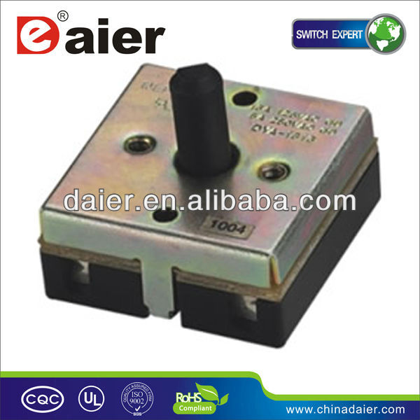 voltmeter rotary switch