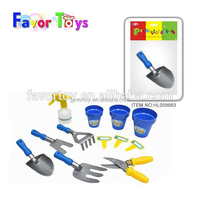 Shantou competitive price a set garden tool for kid