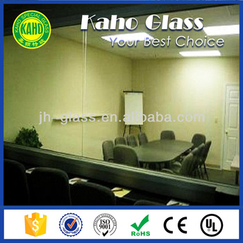 Beau Price Of Sell 6mm 8mm 10mm Tempered Laminated Glass Two Way Mirror Glass  For Interrogation