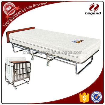 hotel furniture model luxury stainless steel hotel bed design - Stainless Steel Hotel Design