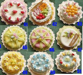 Miniature Cake And Slice Cake Buy Doll House Cake Dollhouse