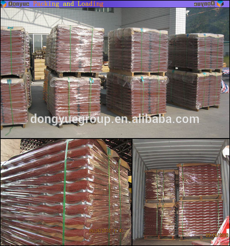 Metal Roof Tile Material/water Reed Construction In Sri Lanka Metal Roof/stone  Coated