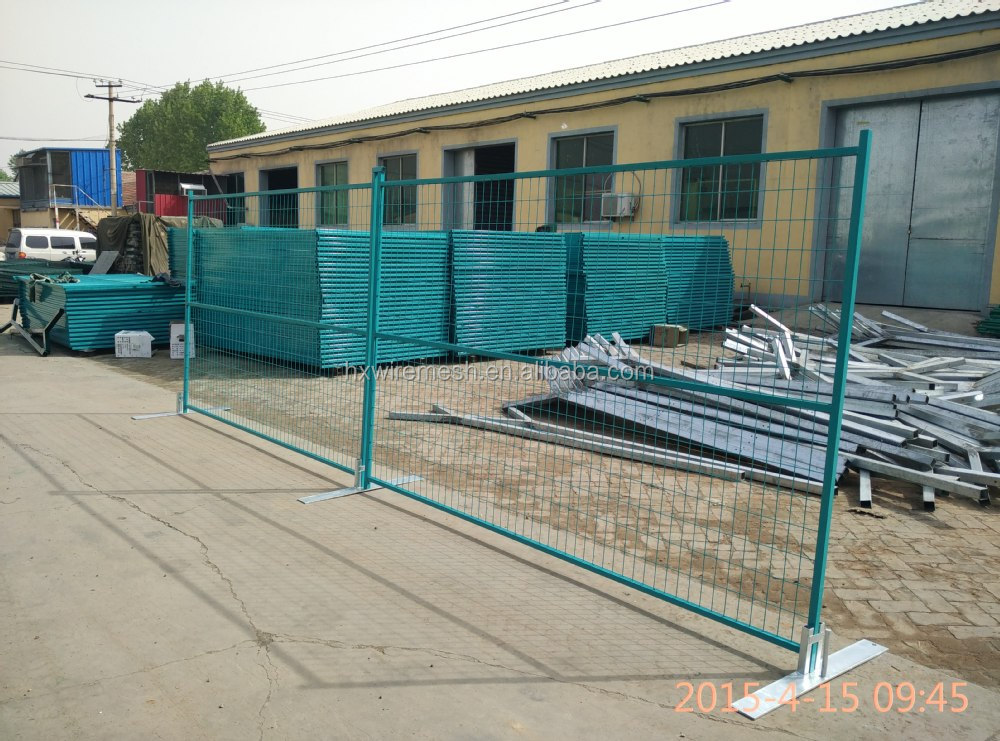 Removable Fence playground fence temporary fence/durable removable temporary fence
